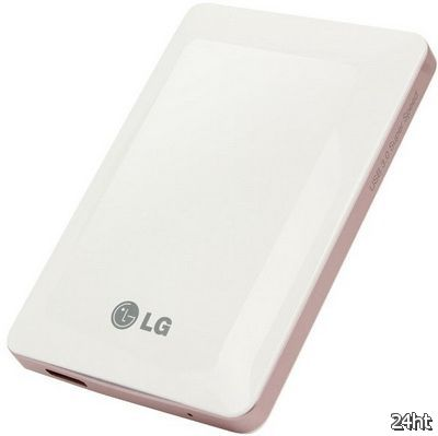 Внешние HDD LG XE1 и XE2 поддерживают интерфейс USB 3.0