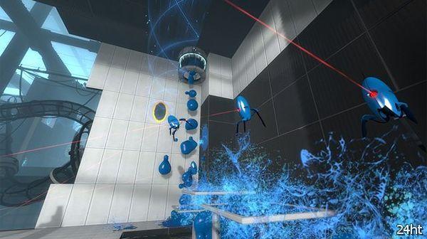 Вышел редактор уровней Portal 2