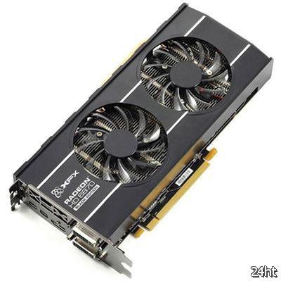 XFX Radeon HD 6870 Black Edition с суперкулером уже в Европе