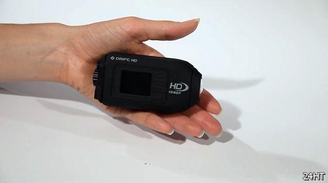Новая экстримальная камера от Drift Innovation (видео)