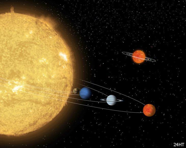 Планета «f» в звездной системе 55 Cancri может оказаться пригодной для жизни