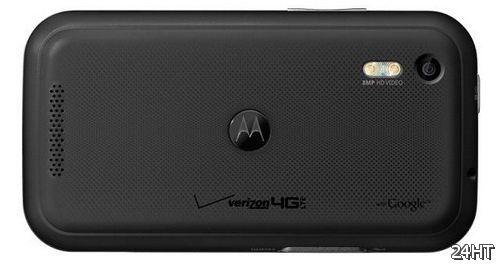 Новый флагман Motorola