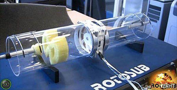 RotoSub - вентилятор с системой шумоподавления