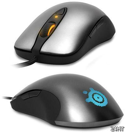 SteelSeries Sensei: полностью настраиваемая мышь с ARM-процессором