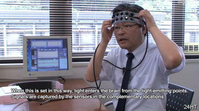 Аппарат для измерения активности мозга (видео)