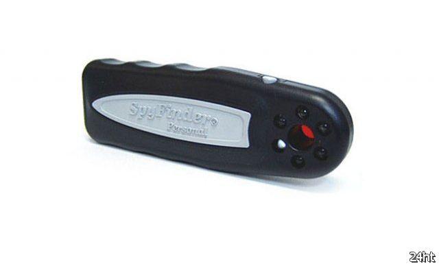 Компактный детектор скрытых камер (видео)