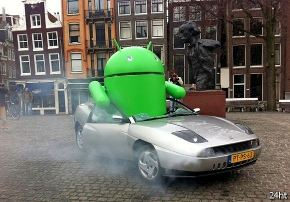 А Android всё растёт...