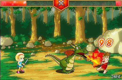 Avatar Fight - MMORPG 1.9 - по мотивам MyBrute