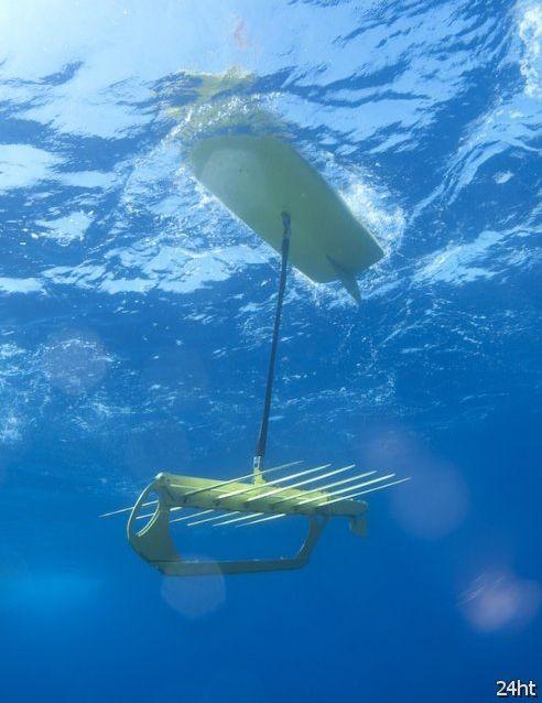 Автономный подводный робот-исследователь (3 фото + видео)