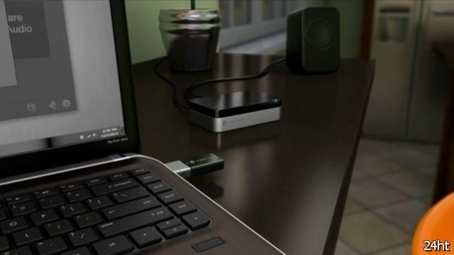 Беспроводная акустика от HP (видео)