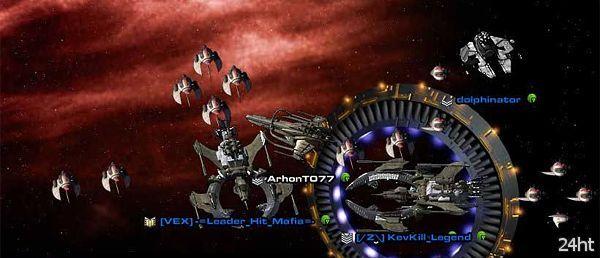 Браузерная ММО DarkOrbit заработала €2 млн на продаже виртуальных дронов