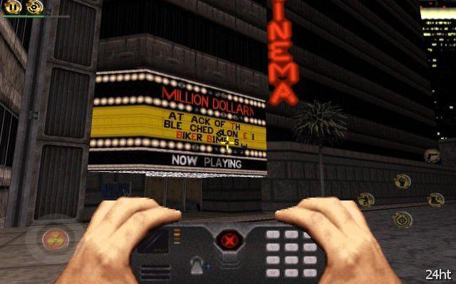 Duke Nukem 3D – для всех Android смартфонов и планшетов