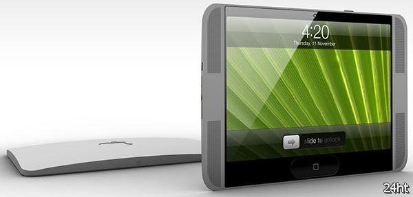 Концепт Apple iBox: 7-дюймовый iPad и Apple TV в одном флаконе