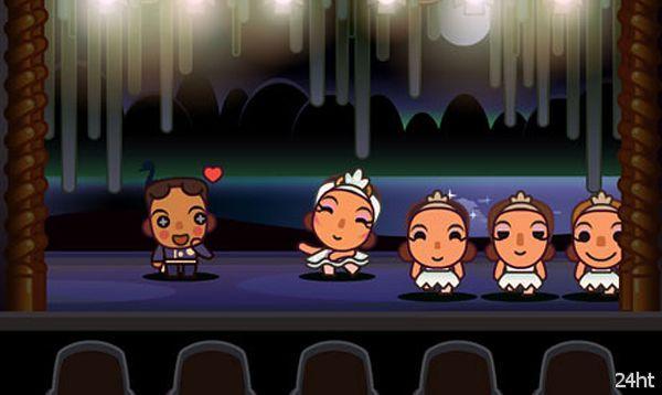 Королевский оперный театр приобщается к видеоиграм