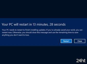 Microsoft упростит установку обновлений для Windows