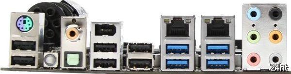 Новая материнская плата MSI Big Bang-XPower II