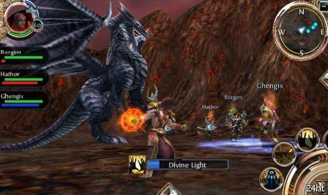 Order & Chaos Online HD 1.0.4 - MMORPG от Gameloft
