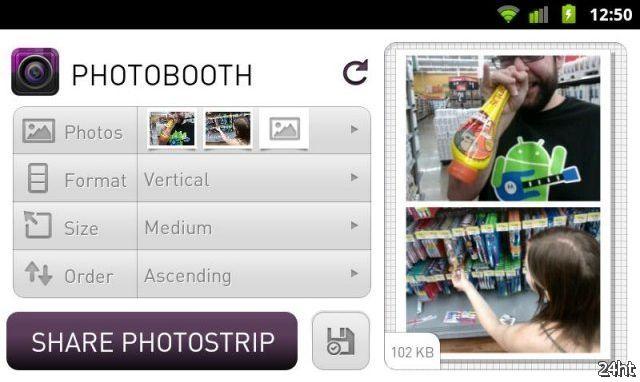 Photobooth – великий комбинатор фотографий