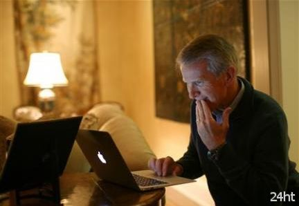 Председатель совета директоров HP запечатлён дома с MacBook Air