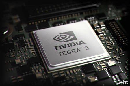 Представлен процессор NVIDIA Tegra 3