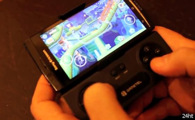 Превращаем гуглофон в игровую консоль (видео)