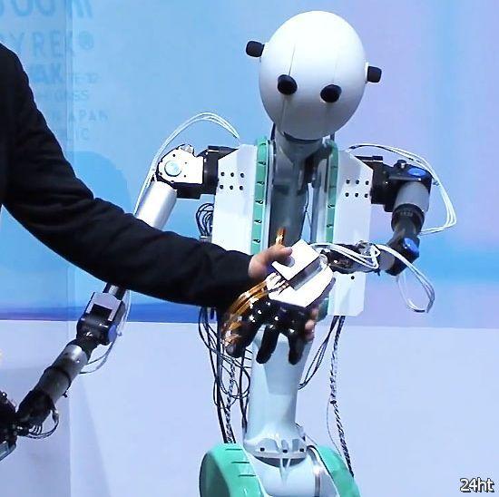 Робот для телеприсутствия (видео)