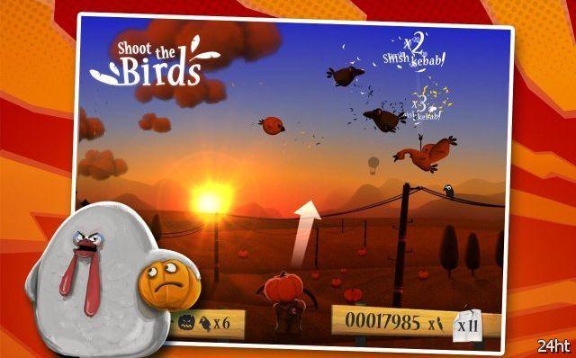 Shoot The Birds – проклятые пернатые!