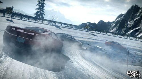 Сингл Need for Speed: The Run можно пройти за 2 часа