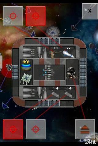 Space Squadron 1.15.4 - космо-TBS с элементами Элиты