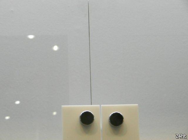 Стекло-невидимка (2 фото)