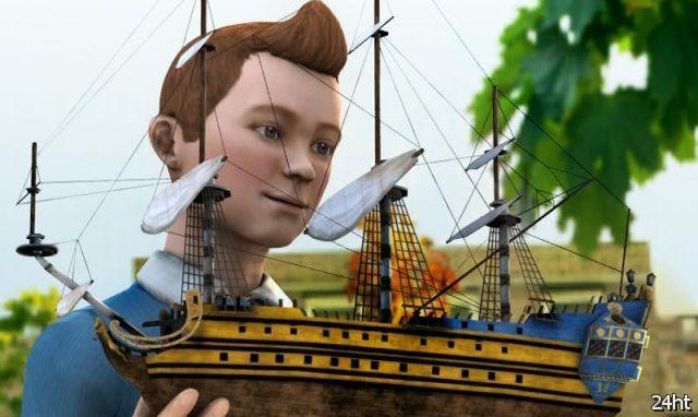 The Adventures of Tintin HD – творение Спилберга на Android