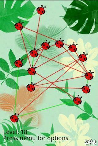 Untangle Me 1.5.3 - распутайте паутину из линий