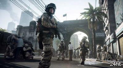 В Battlefield 3 начались «зачистки»