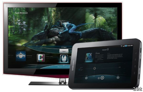 Android в телевизоре (видео)