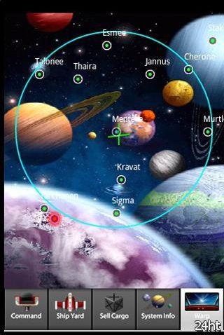 Dark Nova v1.13 - путешествия по вселенной