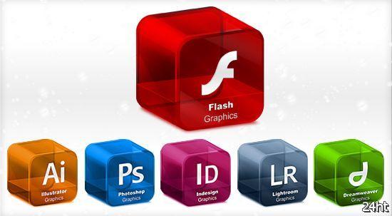 Flash больше не борется с HTML5