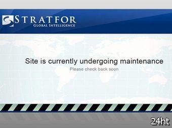 Хакеры опубликовали украденные у Stratfor данные