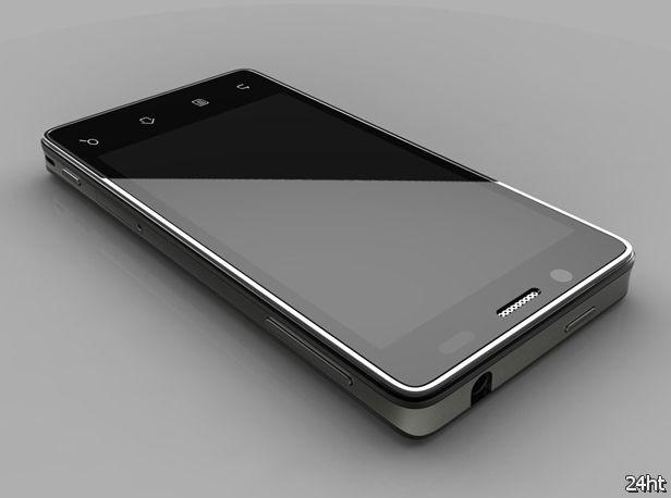 Intel показала свой первый Android-смартфон