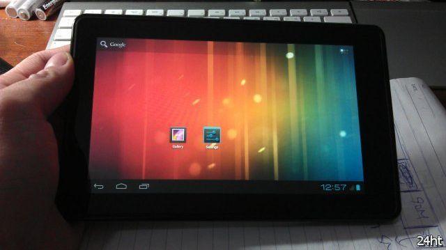 Kindle Fire неофициально получил обновление до Android 4.0 (видео)