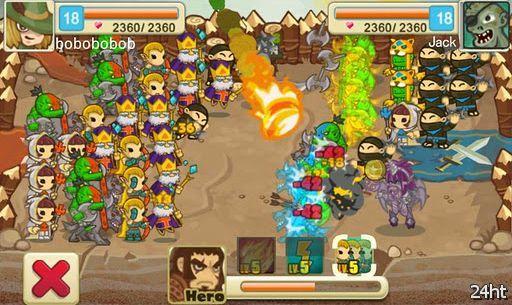 Little Empire Online v1.0.9 - Отличная MMORPG