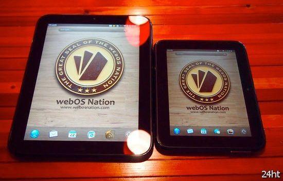 Обзор несостоявшегося WebOS-планшета HP (видео)