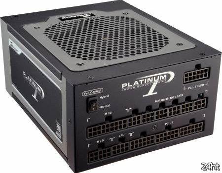 Серия блоков питания Seasonic Platinum представлена моделями мощностью 860 и 1000 Вт