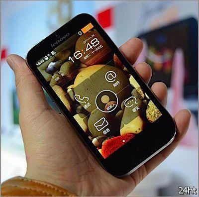"Смартфон Lenovo LePhone K2 с двухъядерным CPU и 4,3"" IPS-«тачскрином»"