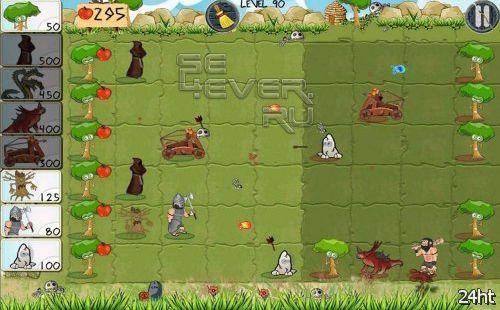 Tribe Hero v1.4- Защищаем плантации