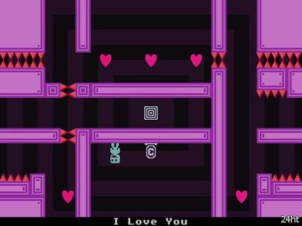 Вышла 3DS-версия игры VVVVVV