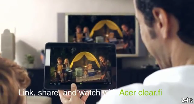 Acer Iconia Tab A200 оценили в 0 (видео)