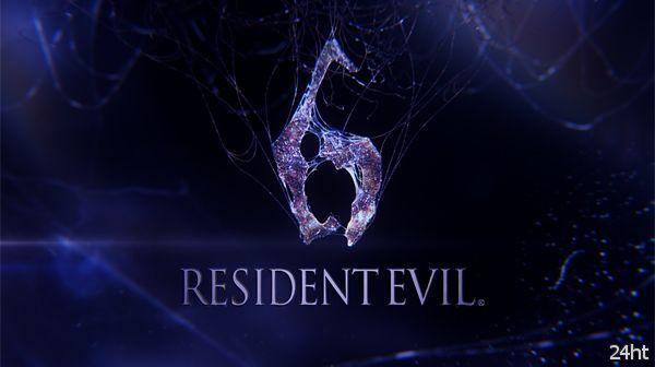Анонсирован экшен Resident Evil 6