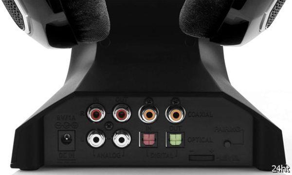 Беспроводные наушники Sennheiser RS 220 Wireless (3 фото)