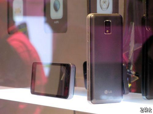 CES 2012: LG может первой выпустить смартфон на базе Medfield, история повторяется