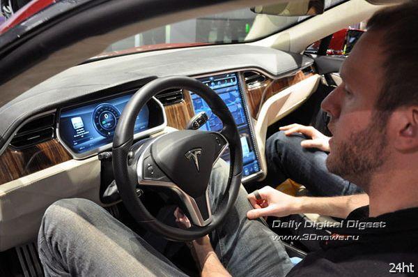 CES 2012: NVIDIA Tegra 3 — в «суперавтомобилях»